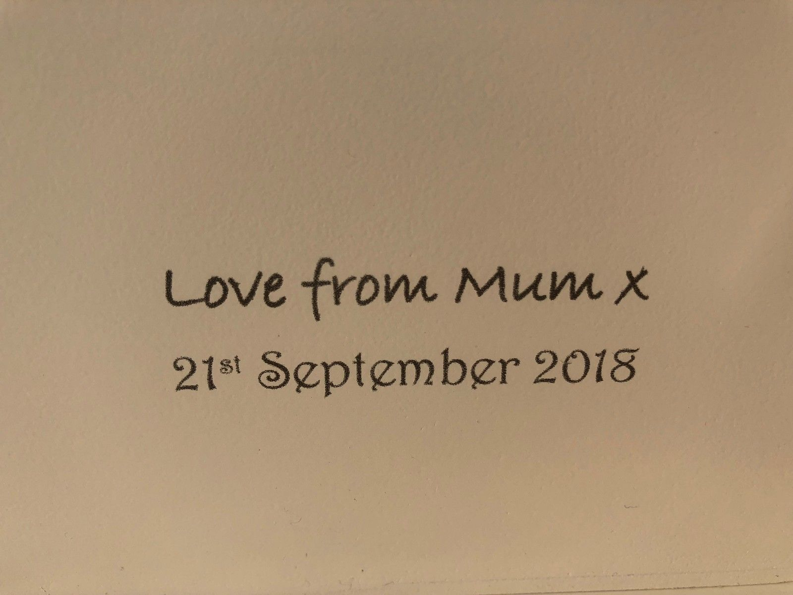 What To Gift A Friend On Her Wedding: Shabby Personalised Chic Gift Daughter On Her Wedding Day